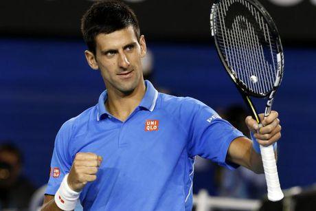 Djokovic tiep tuc di vao ngoi den huyen thoai - Anh 1