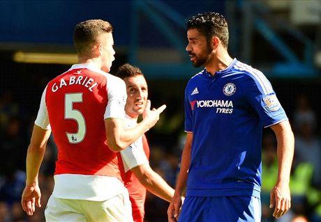 "Mourinho: ""Arsenal luon the, thua la ren ri"" - Anh 1"