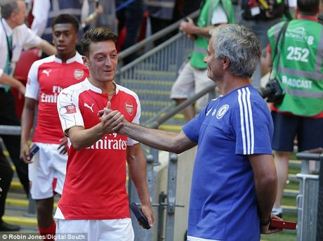 18h45 truc tiep Chelsea-Arsenal: Mourinho cho dip phuc thu - Anh 2