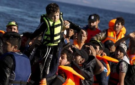 Be gai ti nan Syria 4 tuoi chet tren bo bien Tho Nhi Ky - Anh 1
