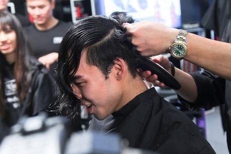 """Thanh Hang tan tinh """"lot xac"""" cac thi sinh Next Top Model - Anh 3"""