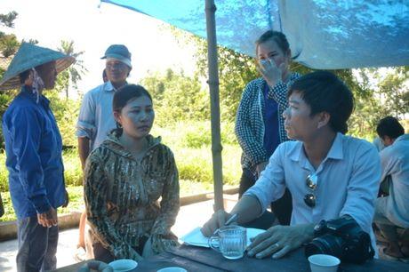 Noi dau dang sau vu 3 hoc sinh duoi nuoc thuong tam tai Nghe An - Anh 2