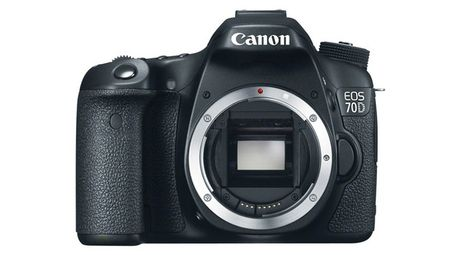 Canon EOS 80D se tham gia vao cuoc dua so diem anh voi cam bien 34MP? - Anh 1