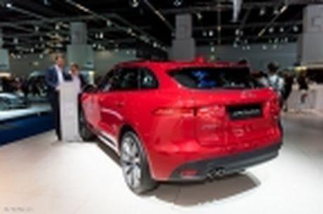 "[IAA 2015] ""Tren tay"" Jaguar F-Pace, mau crossover hang sang den tu nuoc Anh - Anh 11"