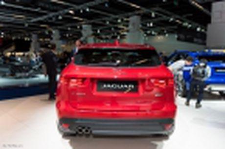 "[IAA 2015] ""Tren tay"" Jaguar F-Pace, mau crossover hang sang den tu nuoc Anh - Anh 13"