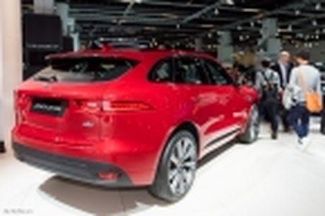 "[IAA 2015] ""Tren tay"" Jaguar F-Pace, mau crossover hang sang den tu nuoc Anh - Anh 14"