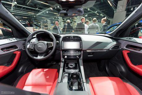 "[IAA 2015] ""Tren tay"" Jaguar F-Pace, mau crossover hang sang den tu nuoc Anh - Anh 16"