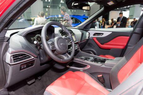 "[IAA 2015] ""Tren tay"" Jaguar F-Pace, mau crossover hang sang den tu nuoc Anh - Anh 17"