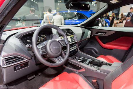 "[IAA 2015] ""Tren tay"" Jaguar F-Pace, mau crossover hang sang den tu nuoc Anh - Anh 18"