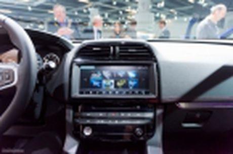 "[IAA 2015] ""Tren tay"" Jaguar F-Pace, mau crossover hang sang den tu nuoc Anh - Anh 33"