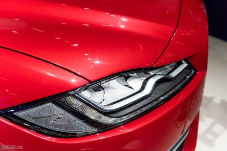 "[IAA 2015] ""Tren tay"" Jaguar F-Pace, mau crossover hang sang den tu nuoc Anh - Anh 5"