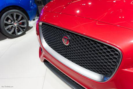 "[IAA 2015] ""Tren tay"" Jaguar F-Pace, mau crossover hang sang den tu nuoc Anh - Anh 6"