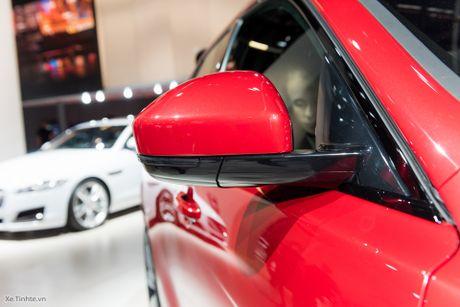 "[IAA 2015] ""Tren tay"" Jaguar F-Pace, mau crossover hang sang den tu nuoc Anh - Anh 9"