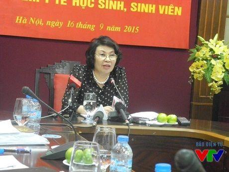 Bao hiem xa hoi: Se chi thu 3 thang tien BHYT nam 2015 - Anh 1
