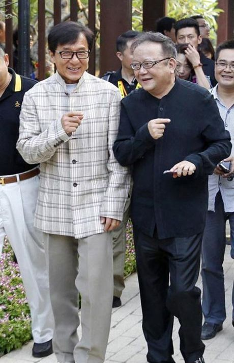"Cuoc song hien tai cua ""cap bai trung"" trong bo phim Te tuong Luu gu - Anh 8"
