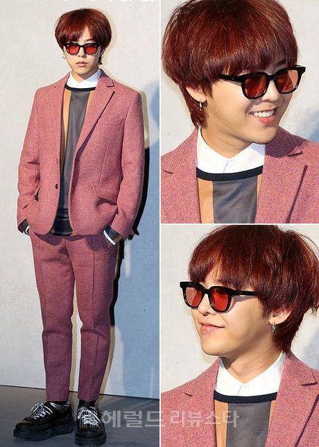 G-Dragon di giay don van lo chan ngan - Anh 5