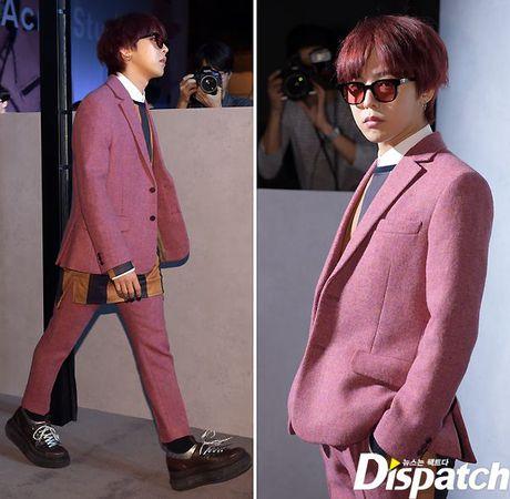 G-Dragon di giay don van lo chan ngan - Anh 7