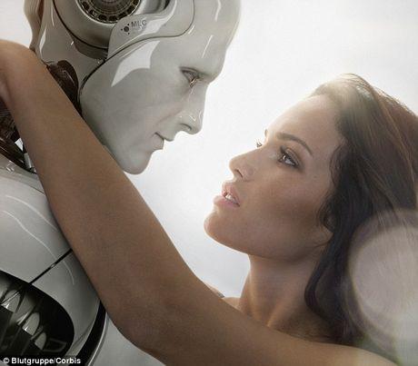 Cuoc tranh cai nay lua ve robot tinh duc - Anh 1