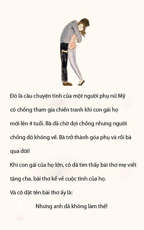 "Nghen ngao chuyen tinh ""Nhung anh da khong lam the"" - Anh 12"