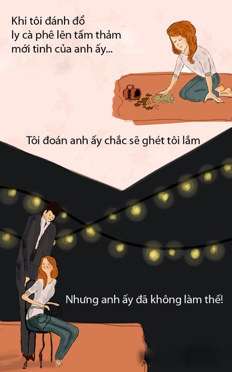 "Nghen ngao chuyen tinh ""Nhung anh da khong lam the"" - Anh 2"