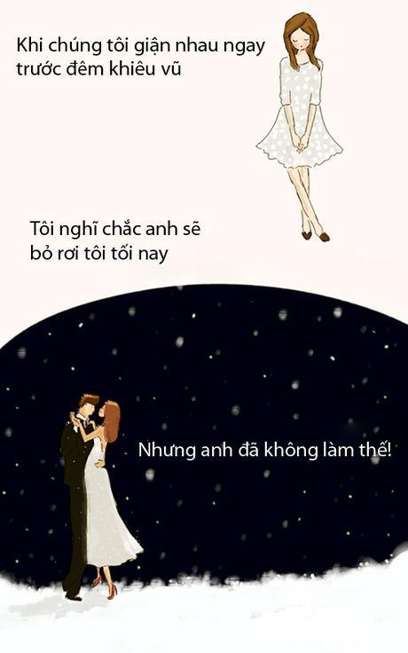 "Nghen ngao chuyen tinh ""Nhung anh da khong lam the"" - Anh 5"