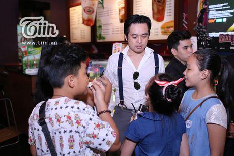 Trang Phap cung ca si Han Quoc ket hop san pham bom tan - Anh 9
