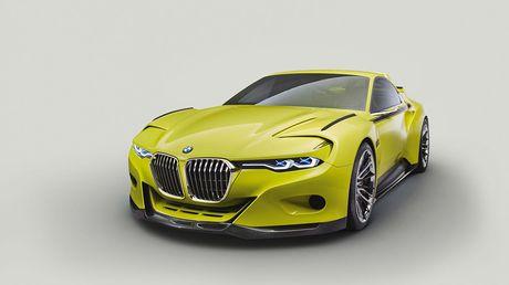 """BMW """"nho"""" McLaren san xuat sieu xe - Anh 1"""