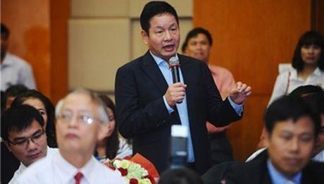 """Chu tich FPT: Phai co co che de tao dung nhieu """"Nguyen Ha Dong"""" - Anh 1"""