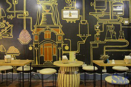 Lighthouse Coffee: khong gian am cung tren pho Quan Su - Anh 3