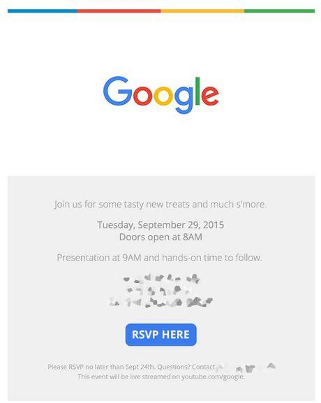 Android 6.0 va Nexus moi ra mat ngay 29/9 - Anh 1