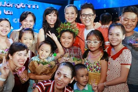 """Cau be bi ngong"" Thanh Trung dang quang ""Nguoi dan chuong trinh tuong lai"" - Anh 1"