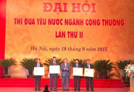 Nganh Cong thuong: Hon 100.000 sang kien lam loi hon 20.000 ty dong - Anh 1
