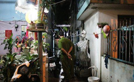 Nguoi phu nu chet chua ro nguyen nhan trong nha tro khoa ngoai - Anh 1