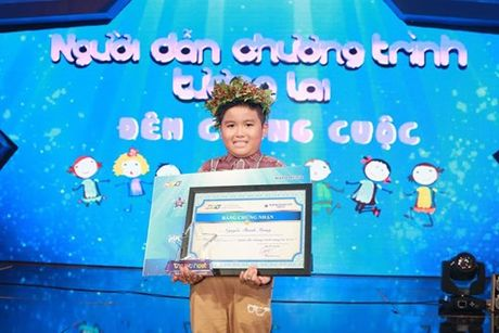 Nguyen Thanh Trung doat quan quan The kid host 2015 - Anh 1