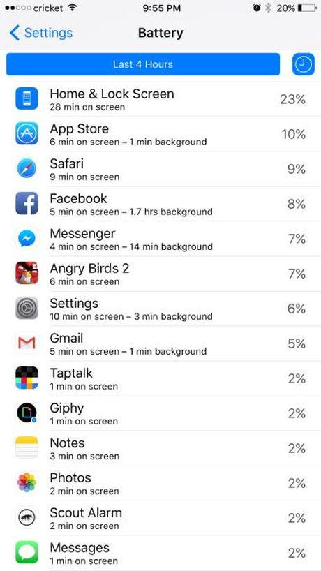 10 tinh nang bi an tren iOS 9 it ai biet - Anh 8