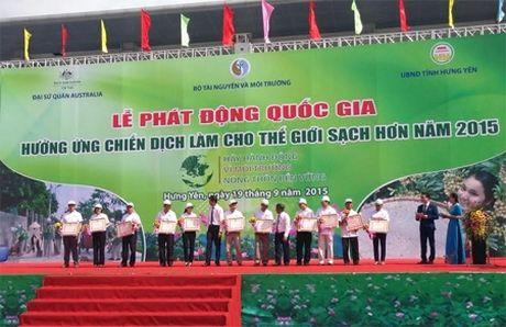 """""""Hanh dong vi moi truong nong thon ben vung"""" - Anh 1"""