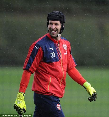 Petr Cech san sang cho cuoc doi dau voi Chelsea - Anh 1