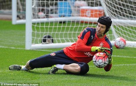 Petr Cech san sang cho cuoc doi dau voi Chelsea - Anh 2