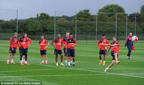 Petr Cech san sang cho cuoc doi dau voi Chelsea - Anh 9