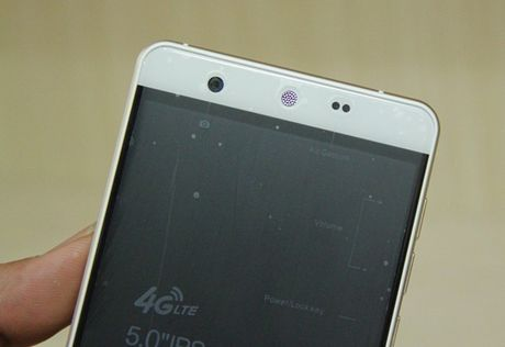 Kingzone N5: Smartphone RAM 2 GB tam gia 4 trieu dong - Anh 6