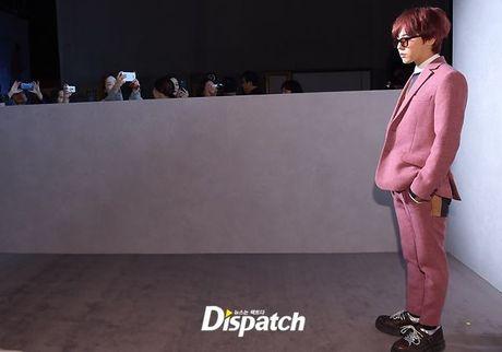 G-Dragon di giay don de lo chieu cao khiem ton - Anh 3