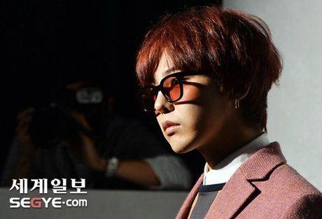 G-Dragon di giay don de lo chieu cao khiem ton - Anh 4