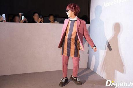 G-Dragon di giay don de lo chieu cao khiem ton - Anh 5