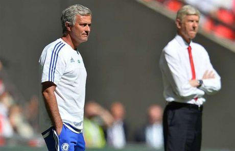 Derby London: Van may cho Wenger va noi so hai cho Mourinho - Anh 2