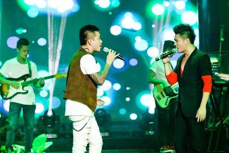 Tuan Hung dien quan rach hat trong show cua Lam Vu - Anh 4