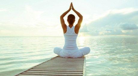 Yoga – Hoa nhap va giai thoat - Anh 1