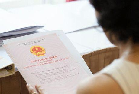 "Khong phai thanh toan het tien mua nha neu chua co ""so do"" - Anh 1"