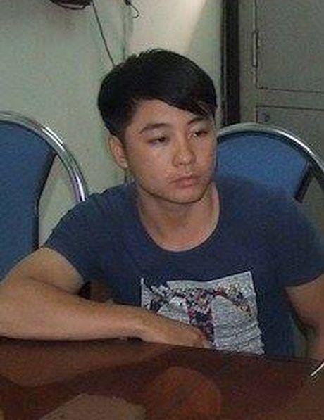 Bat 2 doi tuong truy sat nha bao o Thai Nguyen - Anh 1