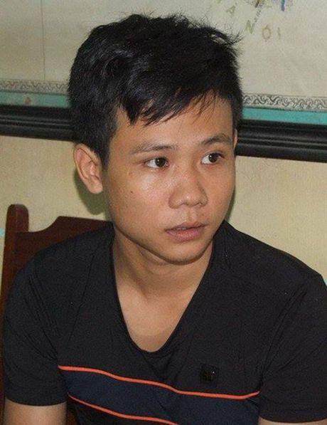 Bat 2 doi tuong truy sat nha bao o Thai Nguyen - Anh 2