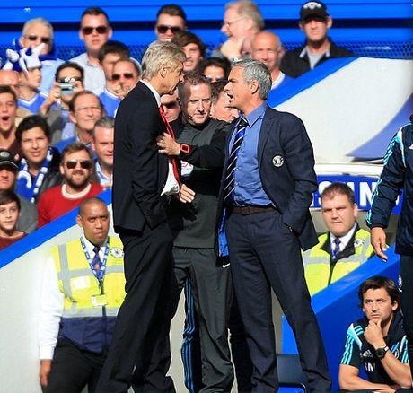Arsenal quyet day Chelsea xuong nhom rot hang - Anh 2